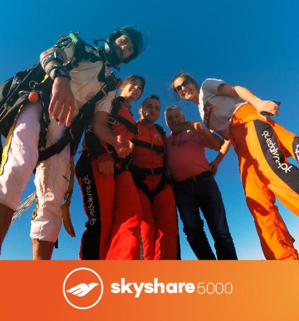 Skyshare 5000m