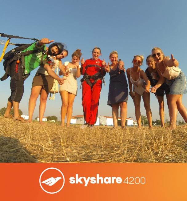 Tandem SkyShare 5000m